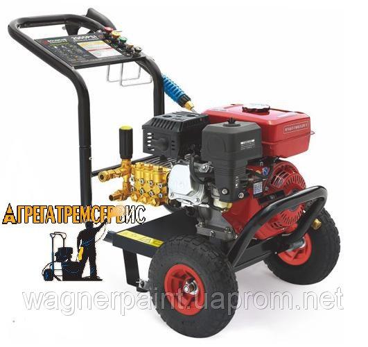 Профессиональная Мойка ВД GF-3600(Реальное заявленное давление 250 бар)  Бензин