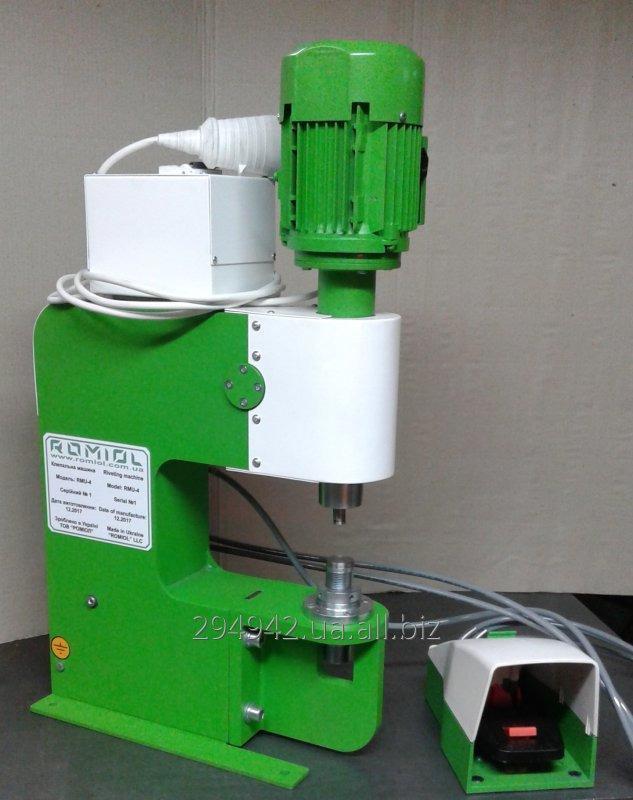 Buy Riveting machine RMU-4