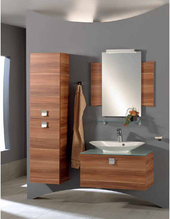 Горенье мебель в ванную misty уют мебель ванной