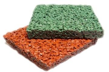 Бесшовное спортивное полиуретановое покрытие Alsatan Pigment