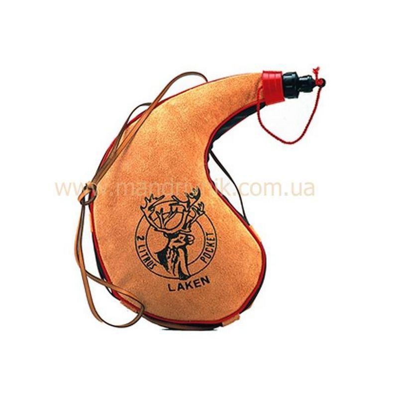 Фляга Laken PK1000-C kidney shape 1 л