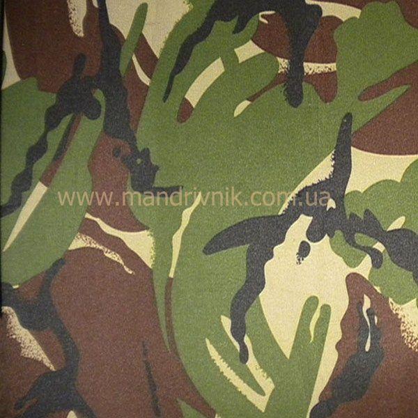 Ткань 077 оксф тент камуфляж