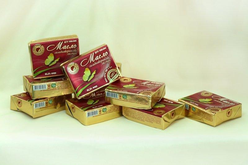 Купить Масло сладкосливочное ГСТУ 4399: 2005