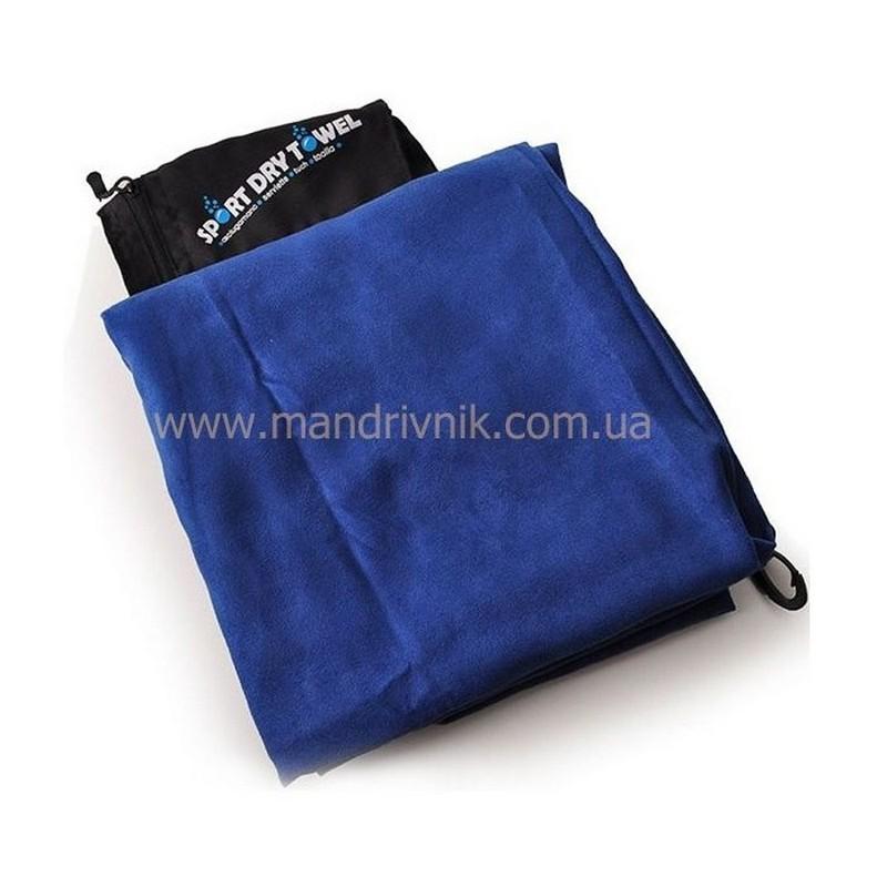 Полотенце Camp 1811 Sport dry towel 40x90 (night blue)