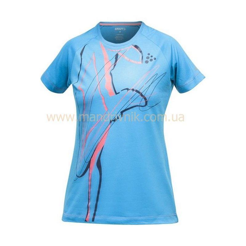Футболка Craft Active Run 1901345 Training Tee W, 184507