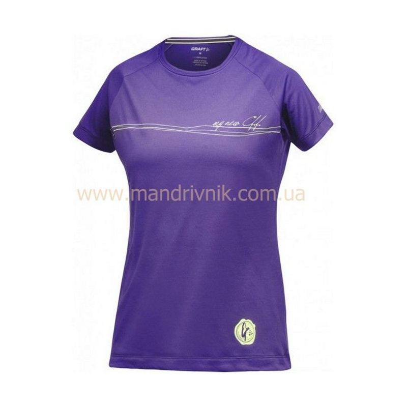 Футболка Craft Active Run 1901345 Training Tee W, 184509