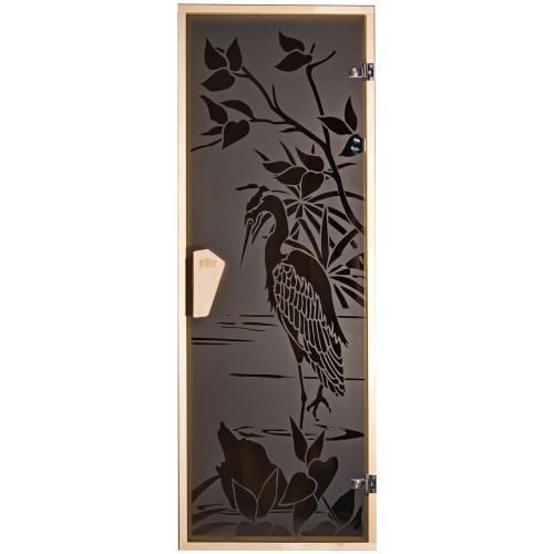 """Buy Door for a sauna """"Heron"""" 1900*700"""