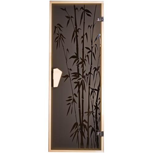 "Buy Door for a sauna ""The bamboo wood"" 1900*700"