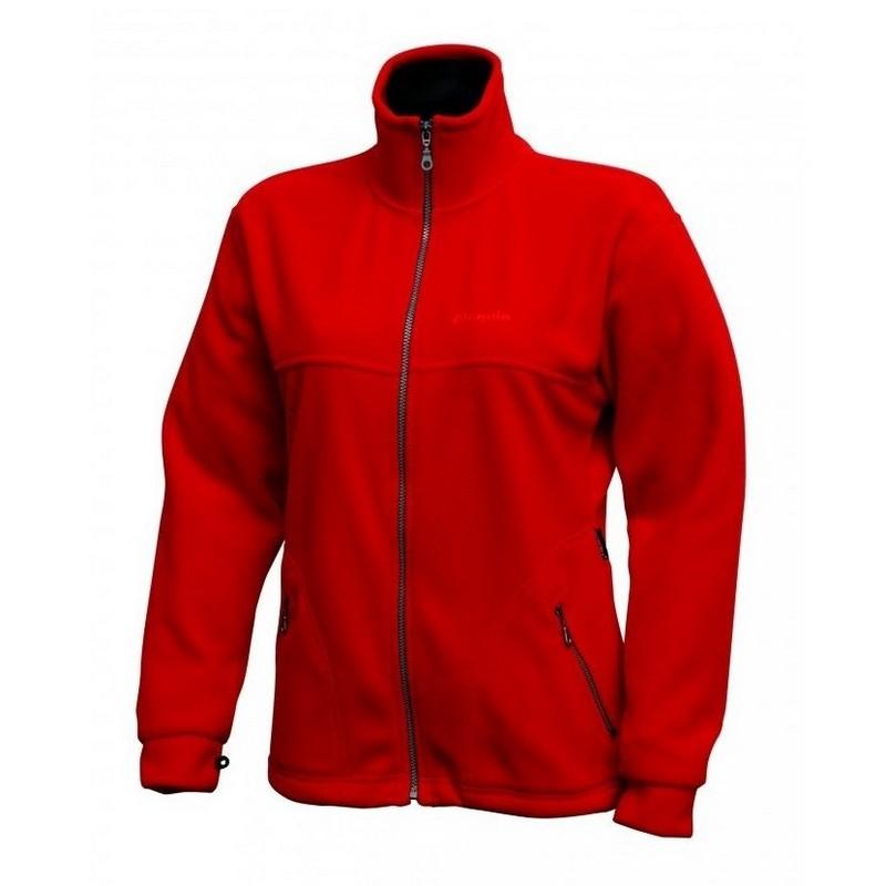 Buy Jacket Pinguin Balu fleece (red, L)
