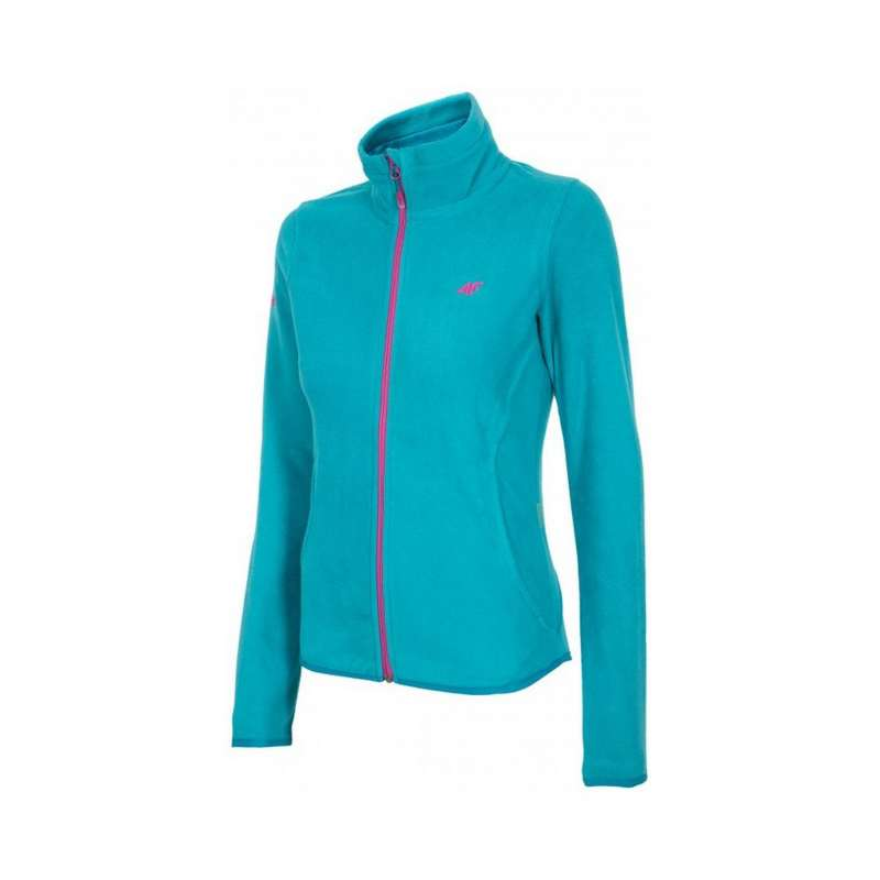 Buy Jacket 4F Fleece PLD001 (1493 turquoise sea, L)