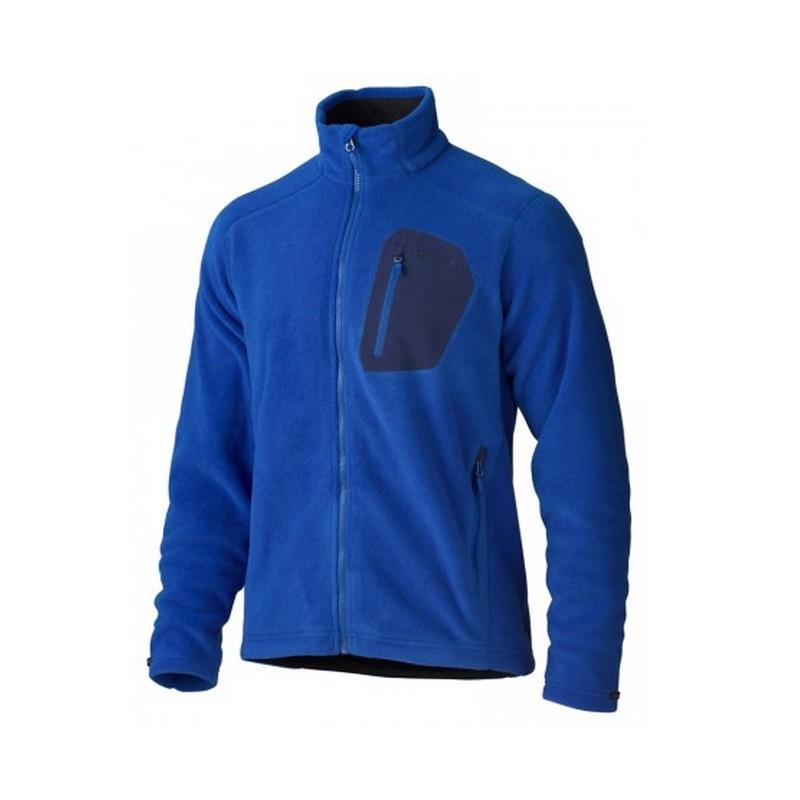 Buy Jacket Marmot 83270 Warmlight Jkt fleece (2707 surf, L)