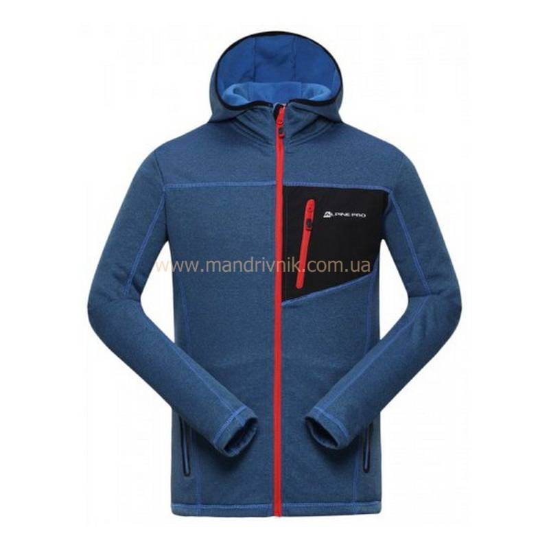 Buy Jacket Alpine pro MSWH074 Mezzo 3 fleece (653, L)