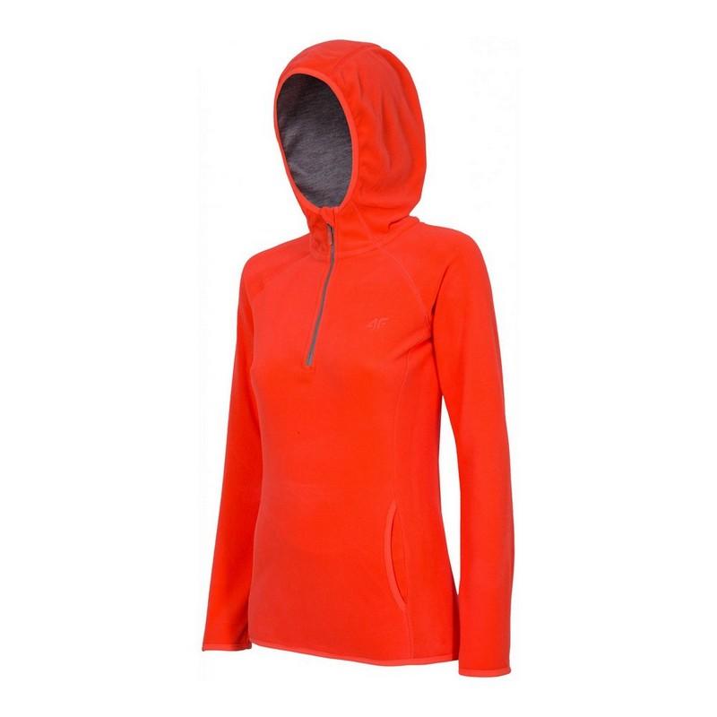 Купить Кофта 4F Fleece H4L17-PLD002 (1969 neon coral, M)