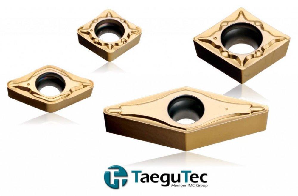 Купить Пластины с положительной режущей кромкой в сплаве TT8080 (T-Turn)