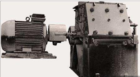 Купить Дробилка молотковая однороторная СМД-504