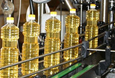 Растительное масло рафинированное