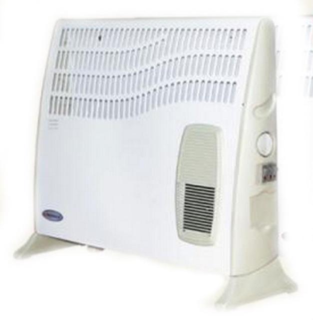 Купить Электроконвектор 1,5÷2,0 кВт. Универсальный серия Комфорт с вентиляторм.