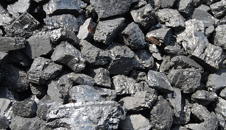 Coal anthracite (joint stock company) fraction of 25-100 mm