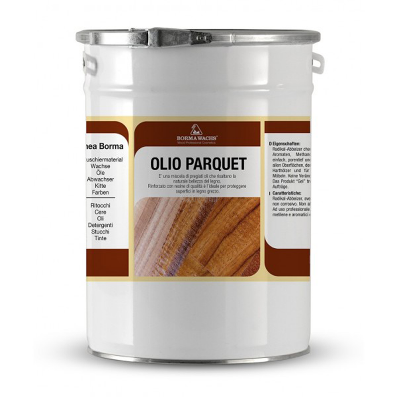 Купить Масло паркетное Olio Parquet 0,10,30,60,90 глосс