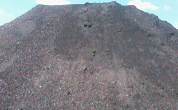 COAL GAS, TRICHOLOMA, 0-50 MM