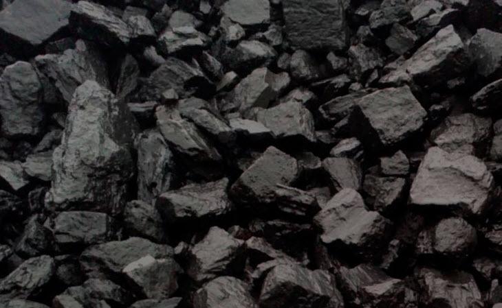 Energetische Kohle