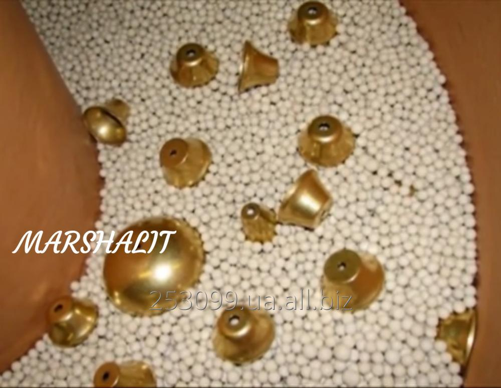 Галтовочные тела-шары-камни