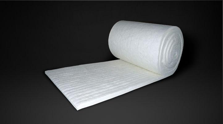 Одеяло из керамоволокна LYTX 312 7320х620х25, 128 кг/м3
