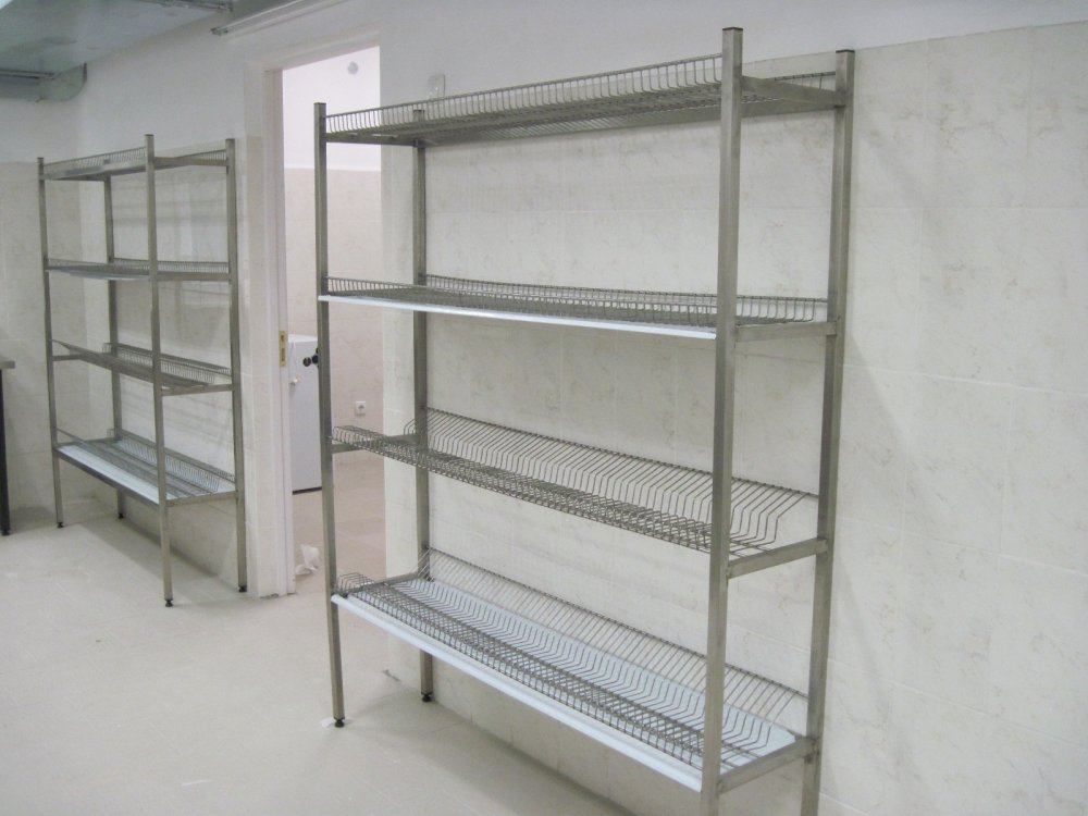 Rack drying 1500х320х1800