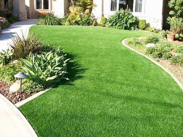 Искусственная трава для ландшафта, трава ландшафтная