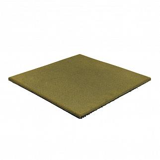 Резиновая плитка 500×500, 10 мм