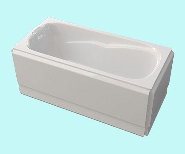 Ванна акриловая ARTEL PLAST Искра (130) белая