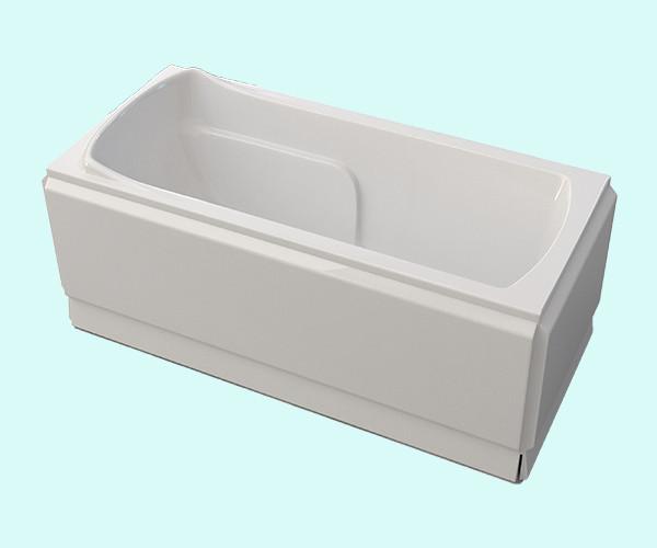 Ванна акриловая ARTEL PLAST Оливия (170) белая