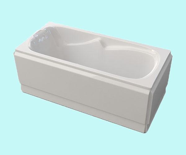 Ванна акриловая ARTEL PLAST Арина (170) белая