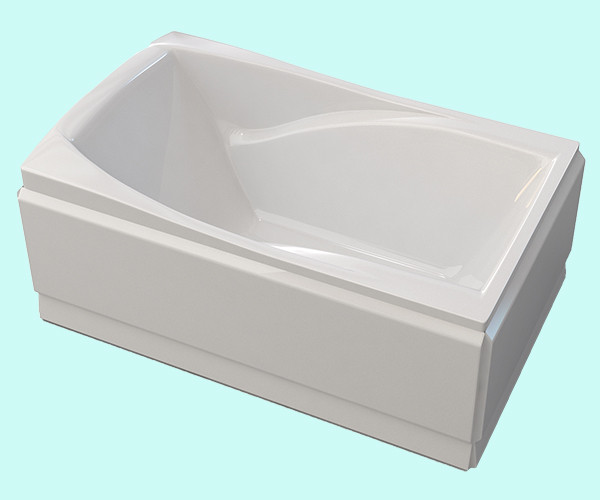 Ванна акриловая ARTEL PLAST Желанна (200*140) белая