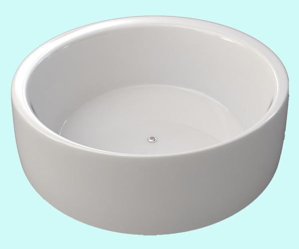 Ванна акриловая ARTEL PLAST Эклипс (150) белая