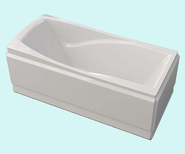 Ванна акриловая ARTEL PLAST Василиса (205) белая