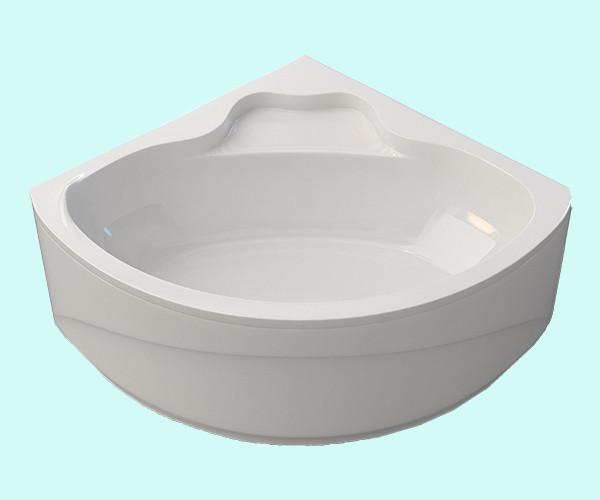 Ванна акриловая ARTEL PLAST Чеслава (120) белая
