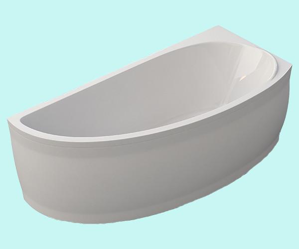 Ванна акриловая ARTEL PLAST Далина (160) белая