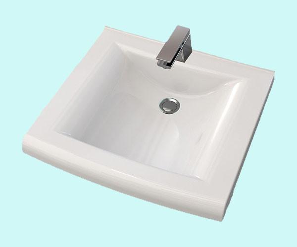 Умывальник  акриловый ARTEL PLAST APR 003 - 14 белый