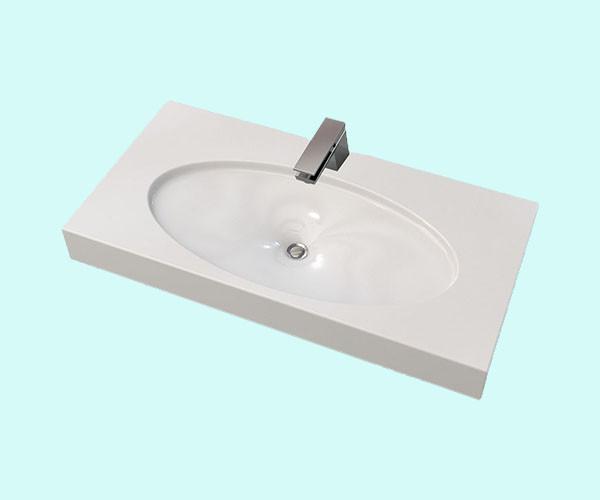 Умывальник акриловый  ARTEL PLAST APR 004 - 14 белый