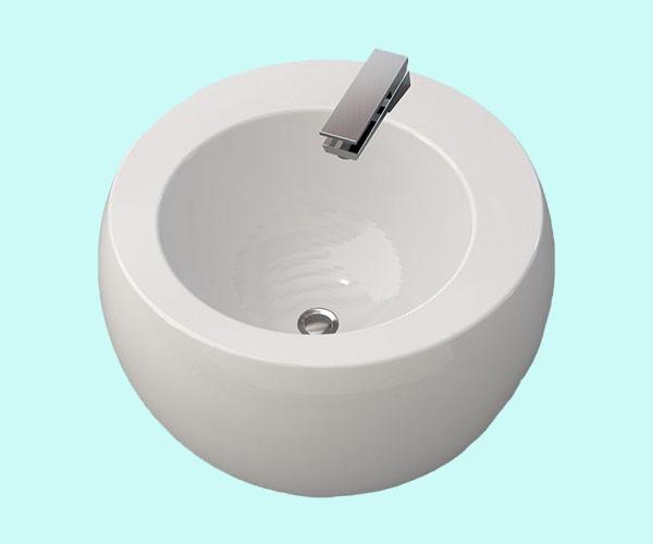 Умывальник акриловый ARTEL PLAST APR 007 - 14 белый