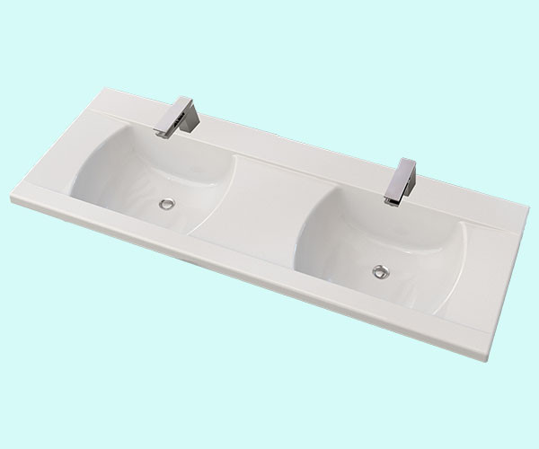 Умывальник акриловый ARTEL PLAST APR 008 - 14 белый