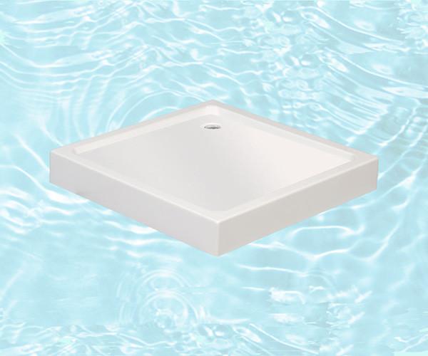 Поддон акриловый ARTEL PLAST Перфект (80) белый