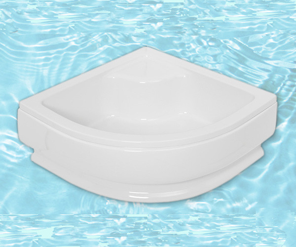 Поддон акриловый ARTEL PLAST Парамон (80) белый