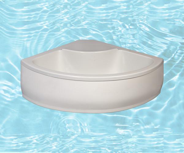 Поддон акриловый ARTEL PLAST Никон (100) белый