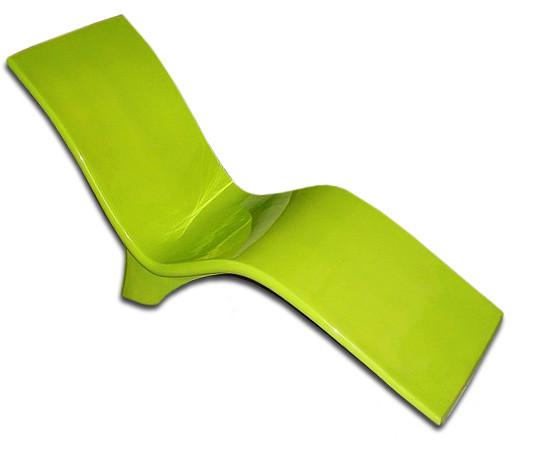 ШЕЗЛОНГ из стеклопластика ARTEL PLAST