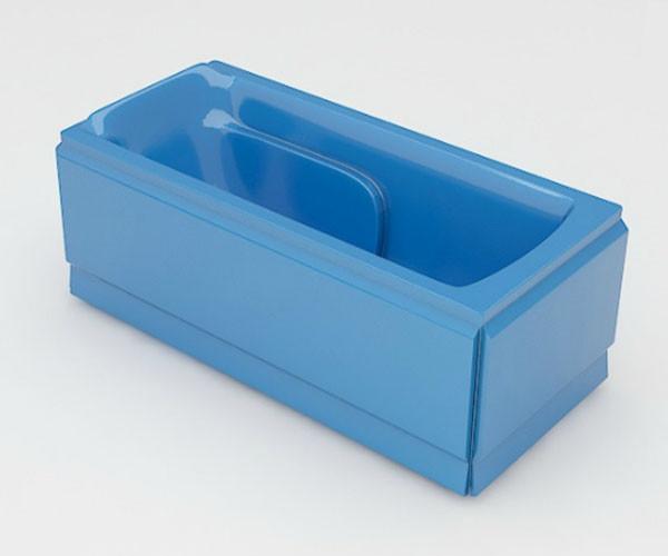 Ванна акриловая ARTEL PLAST Варвара (180) голубая
