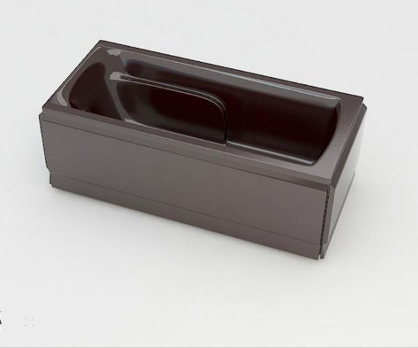 Ванна акриловая ARTEL PLAST Варвара (180) коричневая