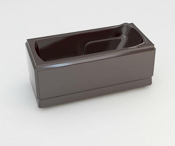 Ванна акриловая ARTEL PLAST Лимпиада (170) коричневая