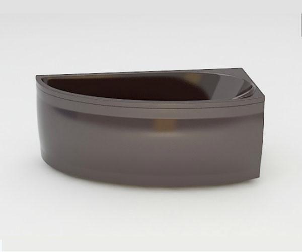 Ванна акриловая ARTEL PLAST Далина (160) коричневая